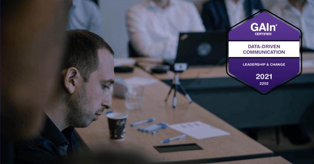 Data-Driven Communication training